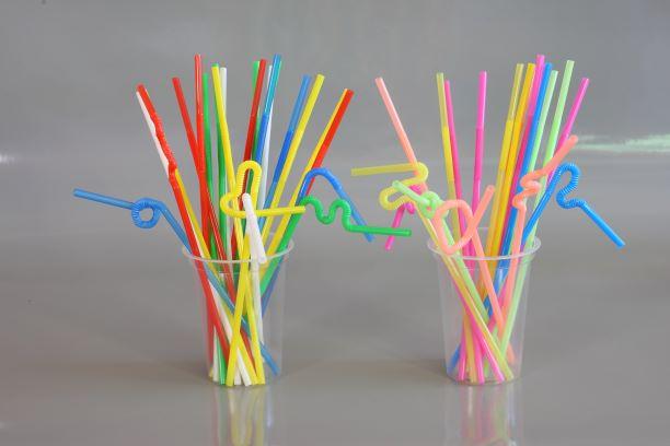 Трубочки для напоїв