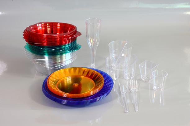 Склоподібний посуд