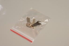 Пакети ZIP-Lock (зі струнним замком) (100 шт.)
