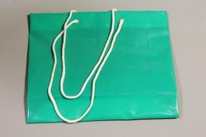 Пакет міцний зі шнурковою ручкою (1 шт.)