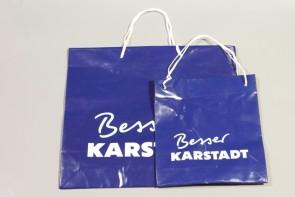 "Пакет ""Karstadt"" зі шнурковою ручкою (1 шт.)"