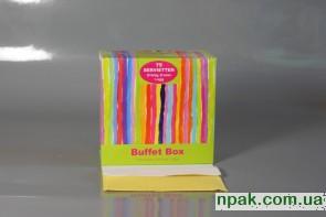 """Серветки паперові 3-шарові """"BRAUN"""" в коробці (Німеччина) (75 шт.)"""