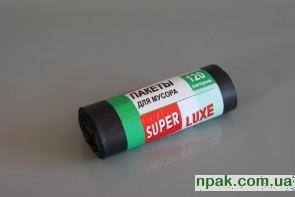Пакети на сміття (120 л, LDPE) (10 шт.) (Україна)