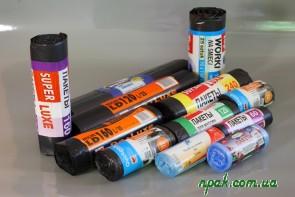 Пакети на сміття LDPE