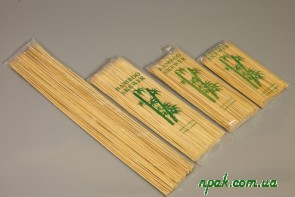 Палички бамбукові для шашлика