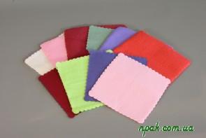 Серветки паперові зубковані (15х15 см) (200 шт.)