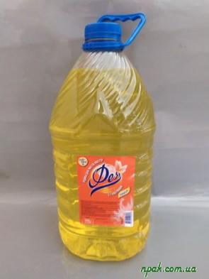 """Рідина для миття посуду """"Фея"""" пляшка (5 л.)"""