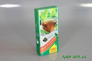 Фільтр пакет на чай (100 шт.)