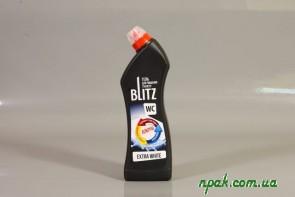"""Засіб для чищення унітазів """"Бліц"""" хлор (750 г)"""